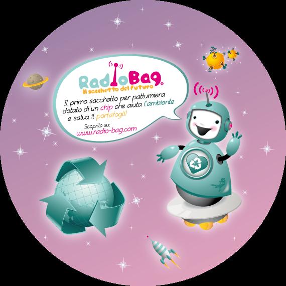 RadioBag - Sfregola Materie Plastiche