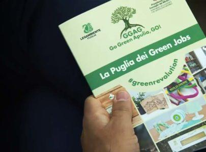 SMP è lieta di far parte de 'La Puglia dei Green Jobs'